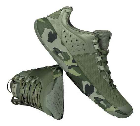 Tênis Under Armour Bam Trainer Verde