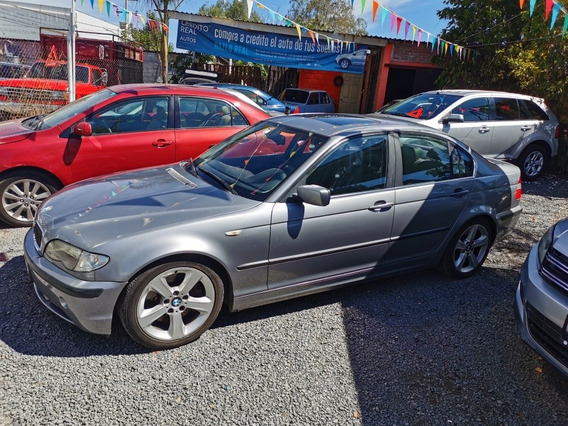 Bmw Serie 3 3.0 330i Top Line At 2004