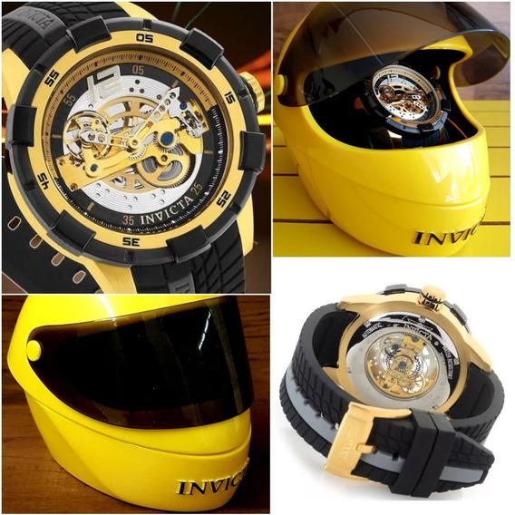 Relógio Invicta Lançamento S1 Capacete Original.