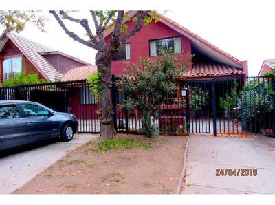 Acogedora Casa En Las Condes