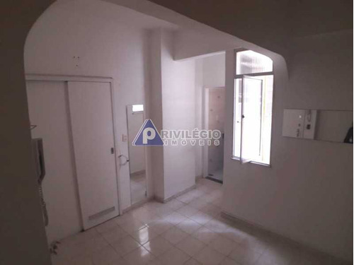 Imagem 1 de 13 de Apartamento À Venda, 1 Quarto, Copacabana - Rio De Janeiro/rj - 15378