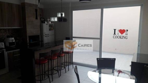 Casa À Venda, 140 M² Por R$ 700.000,00 - Parque Brasil 500 - Paulínia/sp - Ca2607