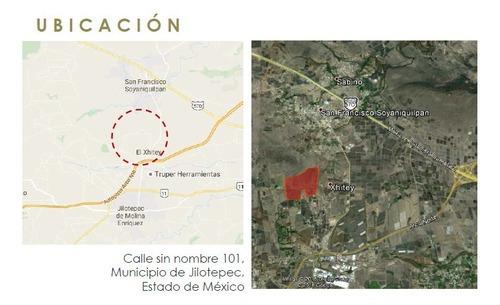 Terrenos Para 1,880 Viviendas En Jilotepec Estado De México