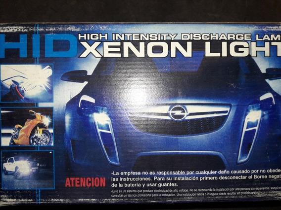 Kit Luces Xenon H1 H7 H11 8000k Oferta!!!