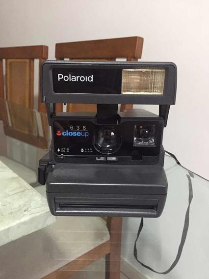 Polaroid 636 Closeup Funcionando!