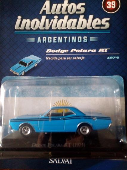 Autos Inolvidables Argentinos Dodge Polara Nº39 Salvat