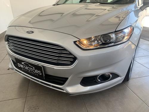 Ford Fusion 2.5 16v 4p Se Flex Automático