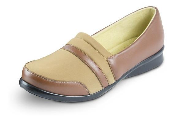 Zapato Comodem Dama Diabetes, Espolón, Ld235m