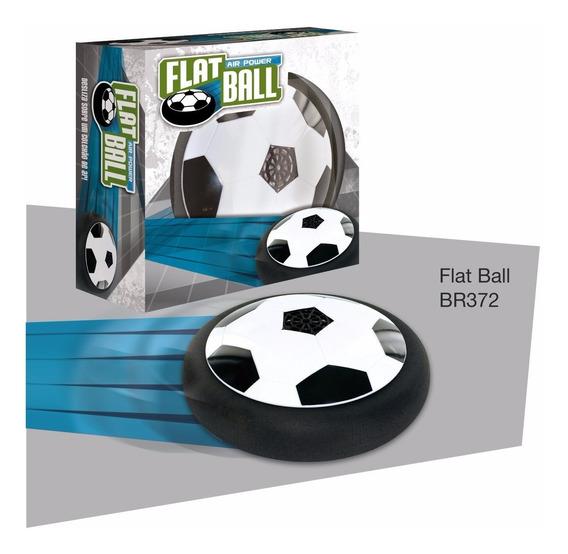 Brinquedo Bola Flat Ball Disco Multikids Br372 Flatball