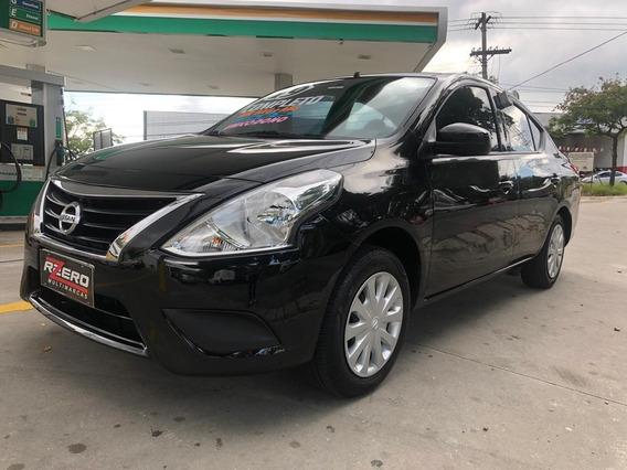 Nissan Versa 2019 Completo 1.0 Flex 19.000 Km Revisado Novo