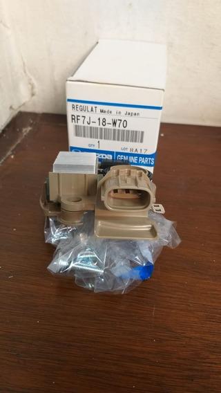 Regulador Alternador Para Mazda 2 - 3 1.6 2010 En Adelante