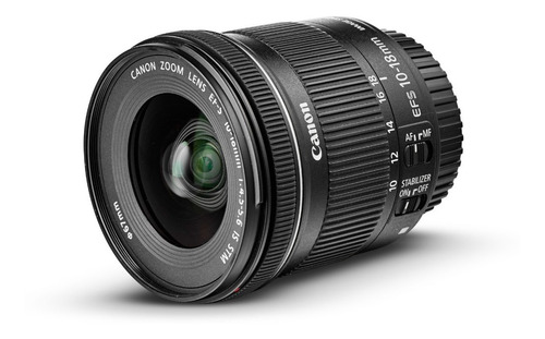 Lente Canon Ef-s10-18mm F/4.5-5.6 Is Stm.