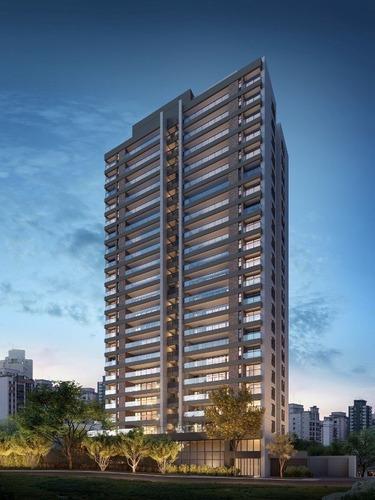 Apartamento Residencial Para Venda, Vila Mariana, São Paulo - Ap7842. - Ap7842-inc