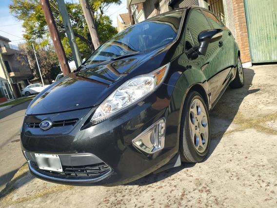Ford Fiesta Kinetic 1.6 Titanium