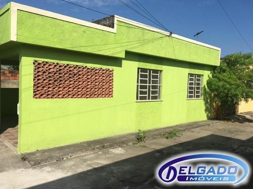Casa Com 2 Quartos No Rio Várzea - 111 - 69340398