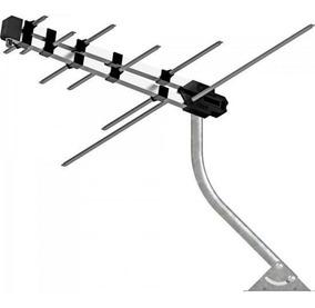 Kit Antena 4x1 Prohd 3630/01 Log Preto Proqualit