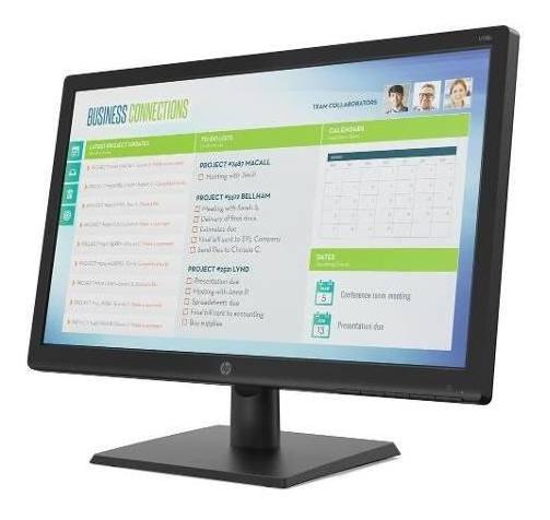 Monitor Hp V19b 18.5 Led Hd Widescreen