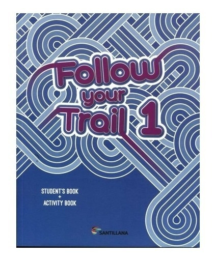 Follow Your Trail 1 - Sudent