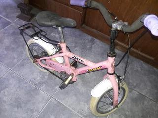 Bicicleta De Nena De 2 Años A 4 Marca Legñano