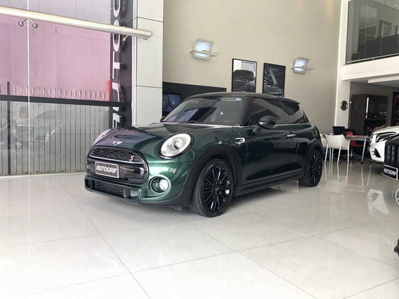 Mini Cooper S Exclusive 2.0 Turbo