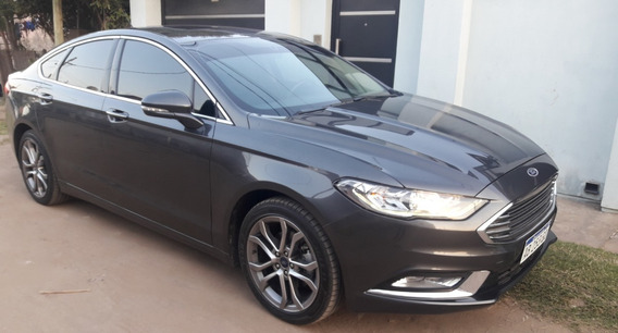 Ford Mondeo Sel 2.0 Ecoboost 240cv 2017