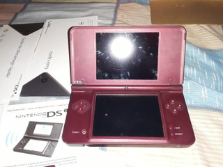 Ds Xl Con R4 Y Juegos Perfecto Estado (35) Negociable