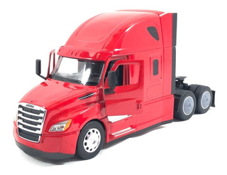 Trailer Freightliner Cascadia Empaque Individual Welly 1:32