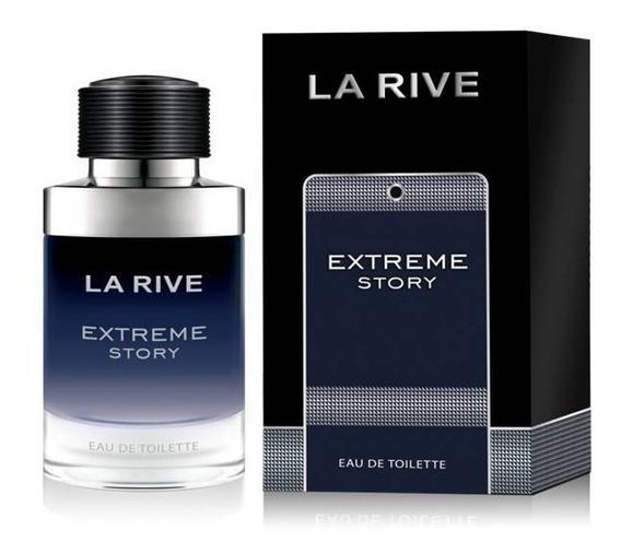 La Rive Extreme Story Edt 75ml - Perfume Masculino