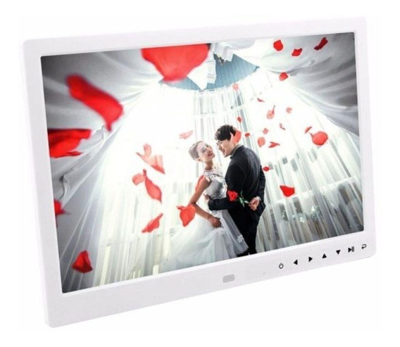 Porta Retrato Digital 15 Polegadas Lelong Max-1309 Hd Usb