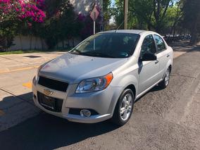 Chevrolet Aveo Ltz 2016 Automatico Clima Electrico Seminuevo