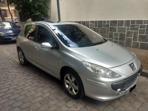 Peugeot 307 2.0 Xs Premium  - Cuero - 143cv Mp3