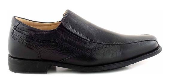 Zapato Hombre Anatomico Cuero Confort Goma Ancho - Hccz01091