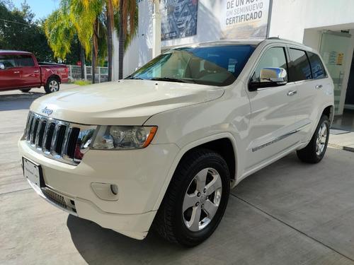 Imagen 1 de 11 de Jeep Grand Cherokee 2012 5.7 Limited Premium V8 4x2 Mt