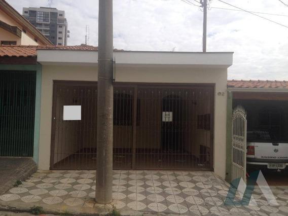 Casa À Venda, 95 M² Por R$ 280.000,00 - Vila Hortência - Sorocaba/sp - Ca1345