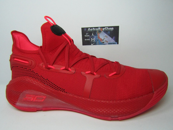 Under Armour Curry 6 Red (31 Mex) Astroboyshop