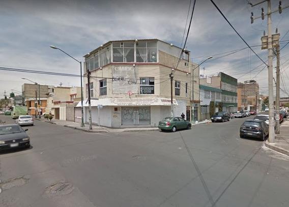 Casa Con Uso De Suelo Adjudicada Prados Churubusco