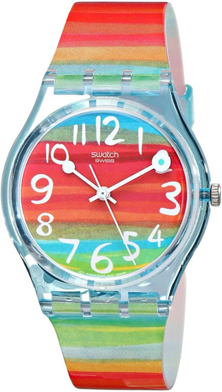 Reloj Swatch Gs124 Multicolor The Sky