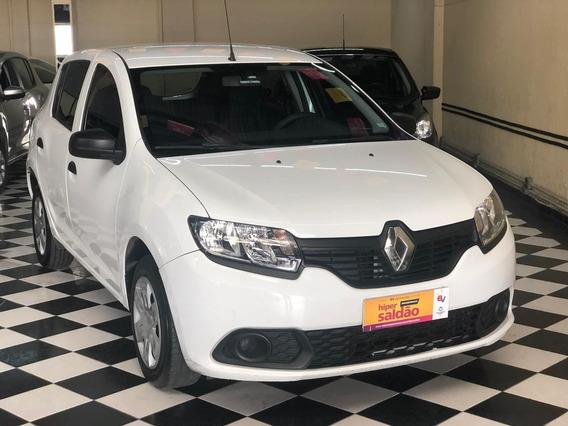 Renault Sandero Authentique 1.0 2017