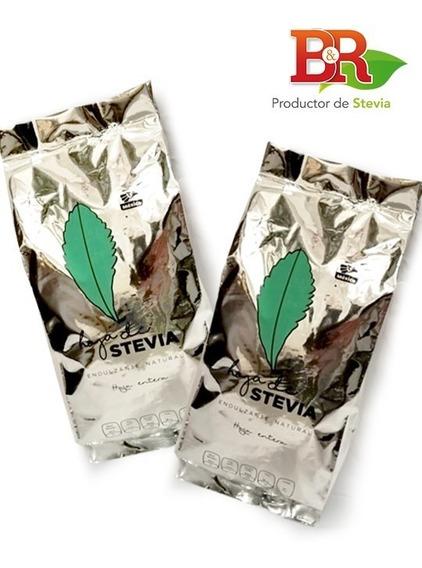 Hoja De Stevia Pulverizada (2 Kg)