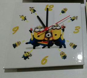 Relógio Personalizado No Azulejo