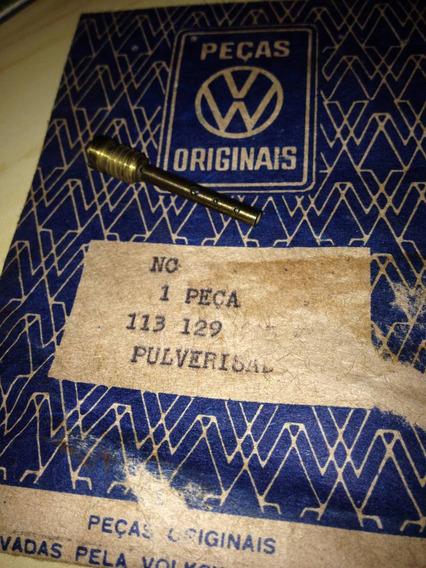 Giclê Ar 160z Solex Original Vw Fusca 4 Portas Ze Do Caixão.