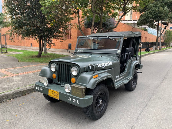 Jeep Cj5 1961