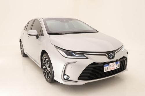 Imagen 1 de 14 de Toyota Corolla Hv 1.8 Seg Ecvt Blindado Rb3 2021