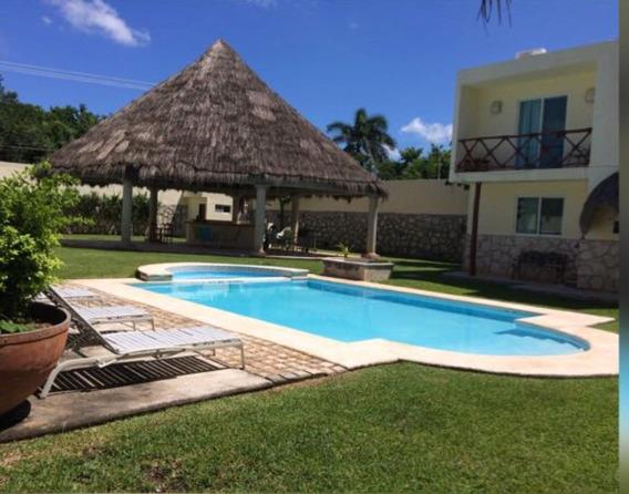 Se Vende Hermosa Casa Amueblada En La Colonia Doctores De Cancún