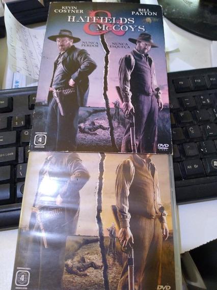 Hatfields E Mccoys Trilogia Dvd Original Usado