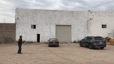 Bodega En Renta En Zona Industrial