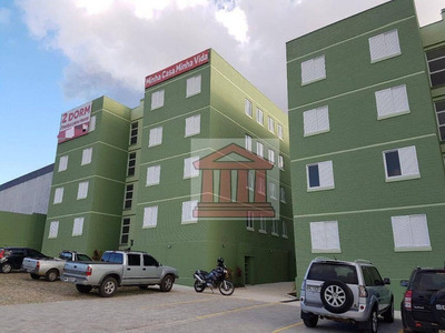 Apartamento Novo - Nunca Habitado - Jacareí - Ap1197
