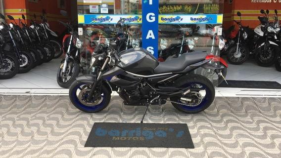 Yamaha Xj6n 600cc Cinza 2015 Impecável