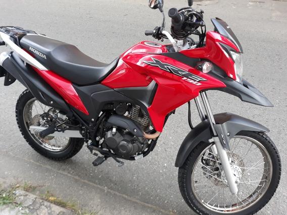 Vendo Honda Xre 190 2017 Roja