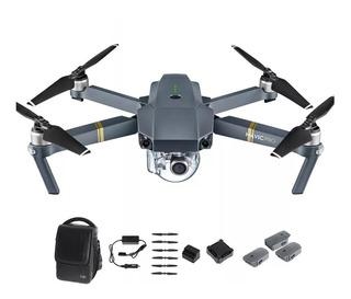 Dji Mavic Pro Fly More Drone - Como Nuevo - Nextgames
